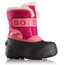 """""""Sorel Toddlers Snow Commander Boots Tropic Pink/Deep Blush"""""""